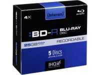 BD-R 25GB 4x (5) JC