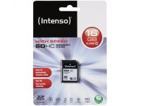 INTENSO SDHC Card 16Gb