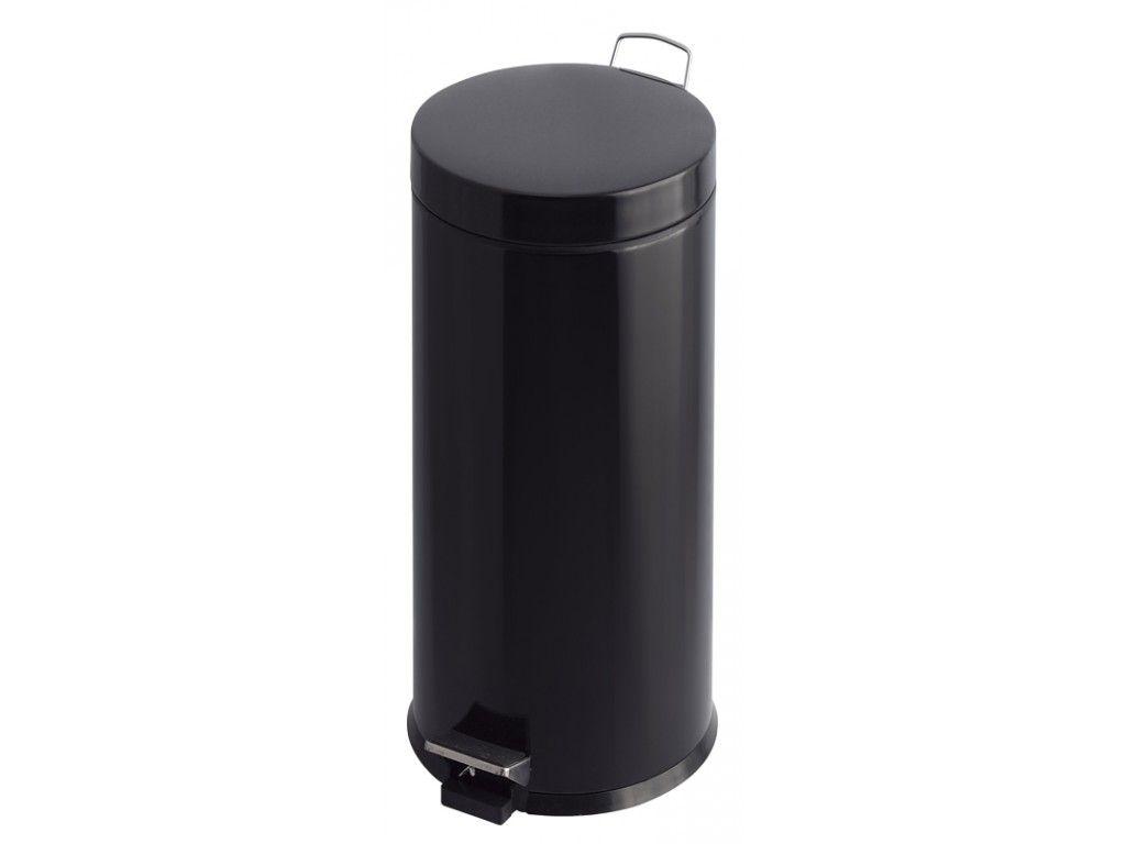 Pedaalemmer 30 Liter.V Part Pedaalemmer 30 Liter Zwart