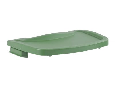 Plateau Voor Sturdy Chair, Rubbermaid Groen