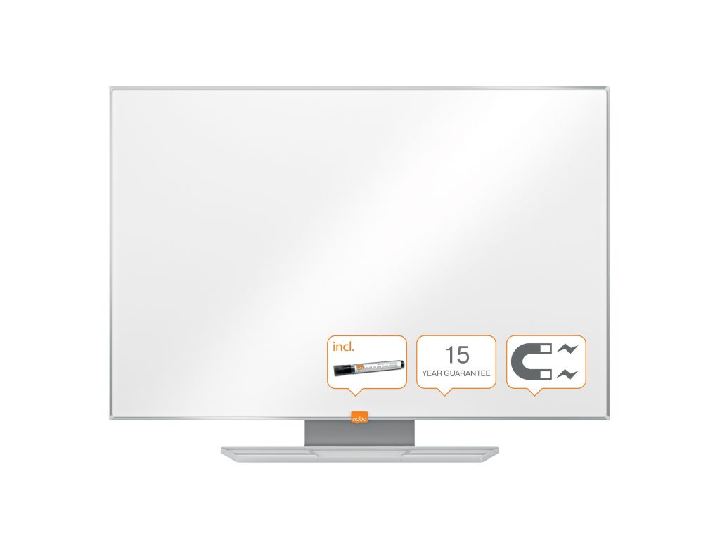 Nobo Classic Whiteboard Staal 60x90cm