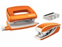 Leitz New Nexxt Wow Set Oranje