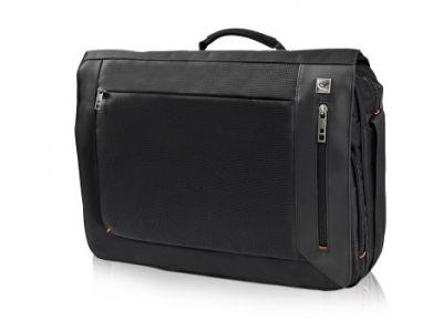 3c2a1b84e73 Gino Ferrari Agon Laptop Messenger tas 16 Inch Zwart
