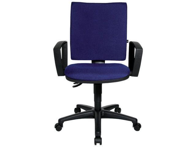 Partij bureaustoelen, Merk: STAPLES, aantal: 10 stuks