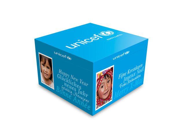 Hallmark Unicef Christmas Business Box Inhoud 68 Kaarten Met Envelop