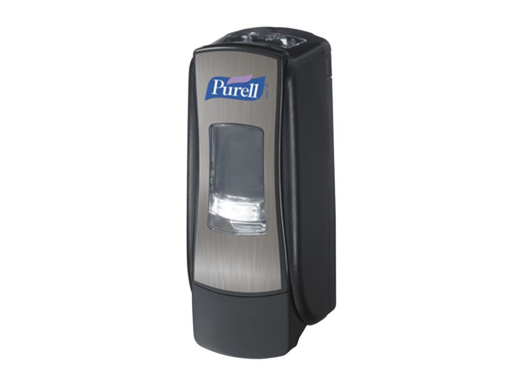 OUTLET Gojo P8728-06 ADX-7 Gel dispenser black-chrome