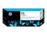 OUTLET Inktcartridge Hp Cn 630 a No.772 300 Ml Geel