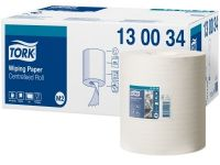 Tork Advanced Wiper 415 M2 Centerfeedrol 1-laags Wit