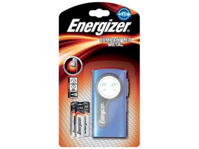 Energizer Zaklamp Compact led Metal