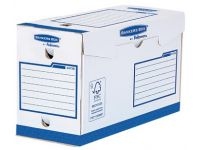 Bankers Box Basic Archiefdoos A4+ Heavy Duty 150mm wit