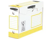 Bankers Box Basic Archiefdoos Heavy Duty A4 A4+ geel