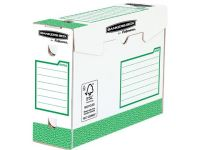Bankers Box Basic Archiefdoos Heavy Duty, Ft 9,5 X 24,5 X 33 Cm, Geel