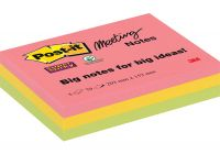 Sticky Meeting Notes, 203x152mm