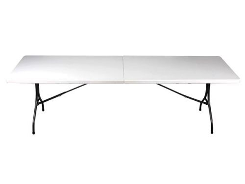 Perel inklapbare tafel 244 x 75 x 74 cm for Inklapbare tafel