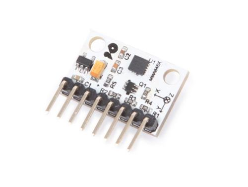 3-assige Digitale Accelerometer - Mma8452