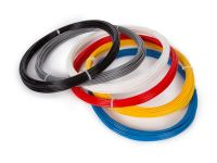 Set Met Abs-filament 1.75 Mm - 6 Kleuren - Voor 3d-printer En 3d-pen