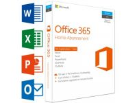 Microsoft Office 365 Home Nederlands 1 Jaar Abonnement