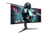 AOC CU34G2X 34 Inch Q-HD Curved Monitor 144Hz 1 ms