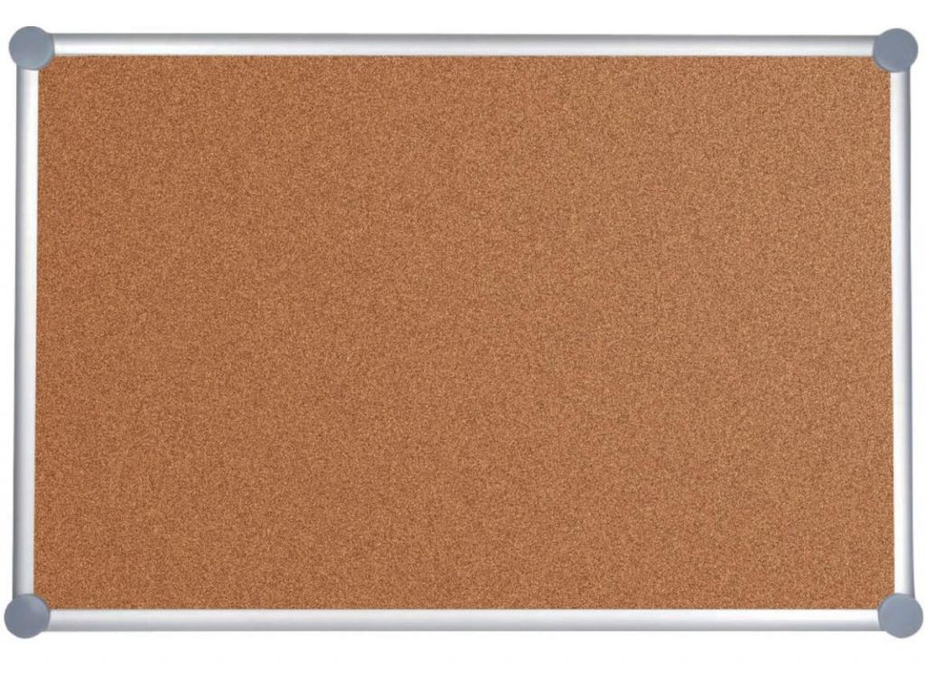 Verbazingwekkend Prikbord 2000 Maulpro Kurk 60x90 Cm | DiscountOffice.nl YK-26