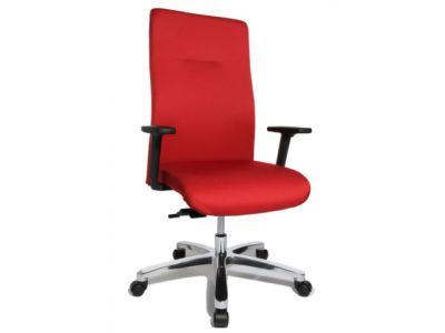 Bureau Stoel Rood.Topstar Bureaustoel Rood Zitting H X B X D 440 520x 540x 460mm Tot
