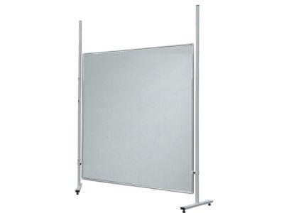 Presentatiewand Schrijfoppervlak Hxb 120X120Cm Aluminium Frame