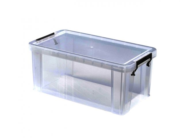Opbergbox Allstore 7.5 liter 350x190x160mm transparant