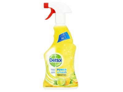 Allesreiniger Dettol Power & Fresh spray 500ml