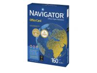 Kopieerpapier Navigator Office Card A4 160 Gram Wit