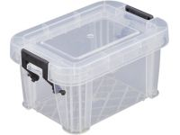 Opbergbox Allstore 0,2 liter 105x70x60mm transparant