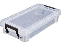 Opbergbox Allstore 0,75 Liter 240x120x50mm transparant