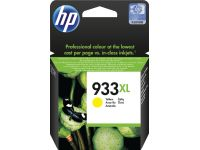Inkcartridge HP CN056AE 933XL geel HC