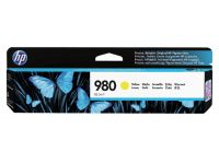Inktcartridge HP D8J09A 980A geel