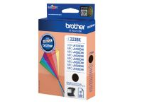 Inktcartridge Brother LC-223BK zwart
