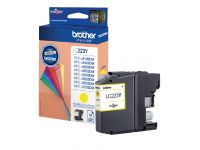 Inktcartridge Brother LC-223Y geel