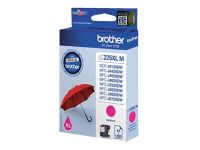 Inktcartridge Brother LC-225XLM rood HC