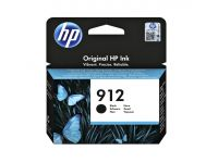 Inkcartridge HP 3YL80AE 912 zwart