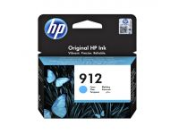 Inkcartridge HP 3YL77AE 912 blauw