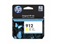 Inkcartridge HP 3YL79AE 912 geel