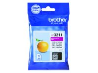 Inktcartridge Brother LC-3211 rood