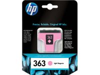 Inktcartridge HP C8775EE 363 lichtrood