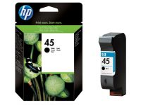 Inkcartridge HP 51645A 45 zwart