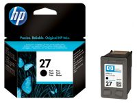 Inkcartridge HP C8727A 27 zwart