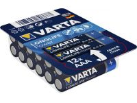 Batterij Varta Longlife Power Big Box 12x AAA