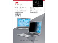 Privacy filter 3M 12.5 inch laptop breedbeeld 16:9