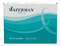 Inktpatroon Waterman internationaal zuidzee blauw