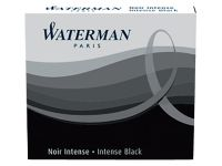Inktpatroon Waterman nr23 lang zwart
