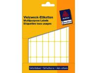 Etiket Avery Zweckform 3323 38x14mm wit 928stuk