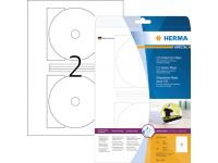Etiket Herma 5115 CD 116mm wit 50stuks