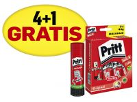 Pritt Value Packs 4+1 gratis! 1