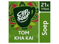 Cup-a-Soup Asian Tom Kha Kai Kokossoep met Champignon